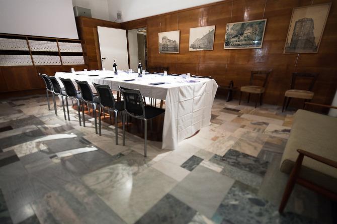 Fondazione piero portaluppi rachele storai for Piero portaluppi