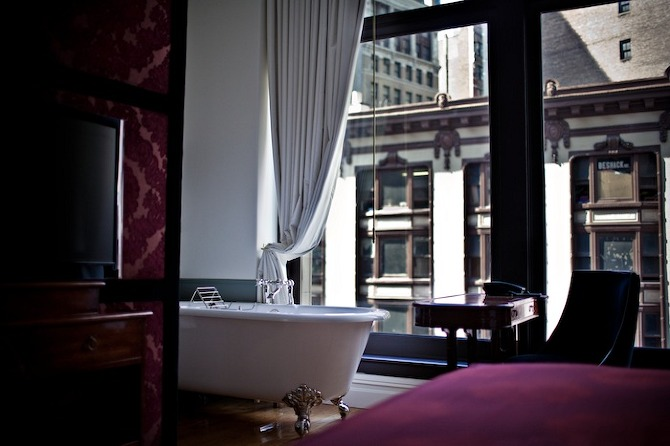 The%20NoMad%20Guest%20Room%205 NoMad Hotel in New York in THISISPAPER MAGAZINE