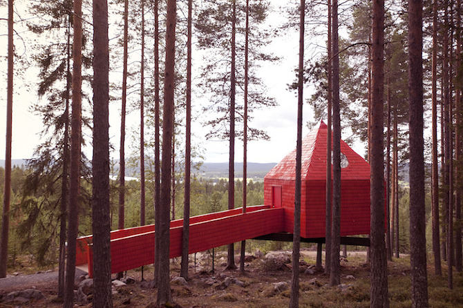 Treehotel, architecture, interiors, design, travel, thisispaper, magazine