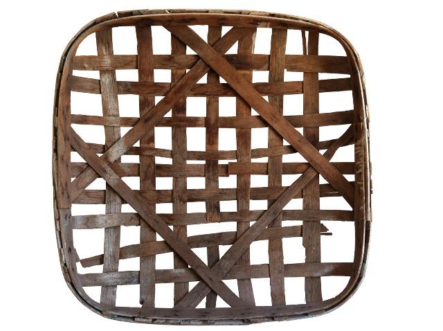 Tobacco Basket Ms