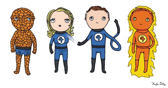 Fantastic Four by Jonathan Hickman, Vol. 3